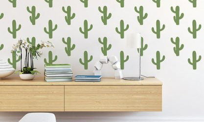 CRAZY ABOUT CACTUS: INTERIOR TREND OF THE MOMENT