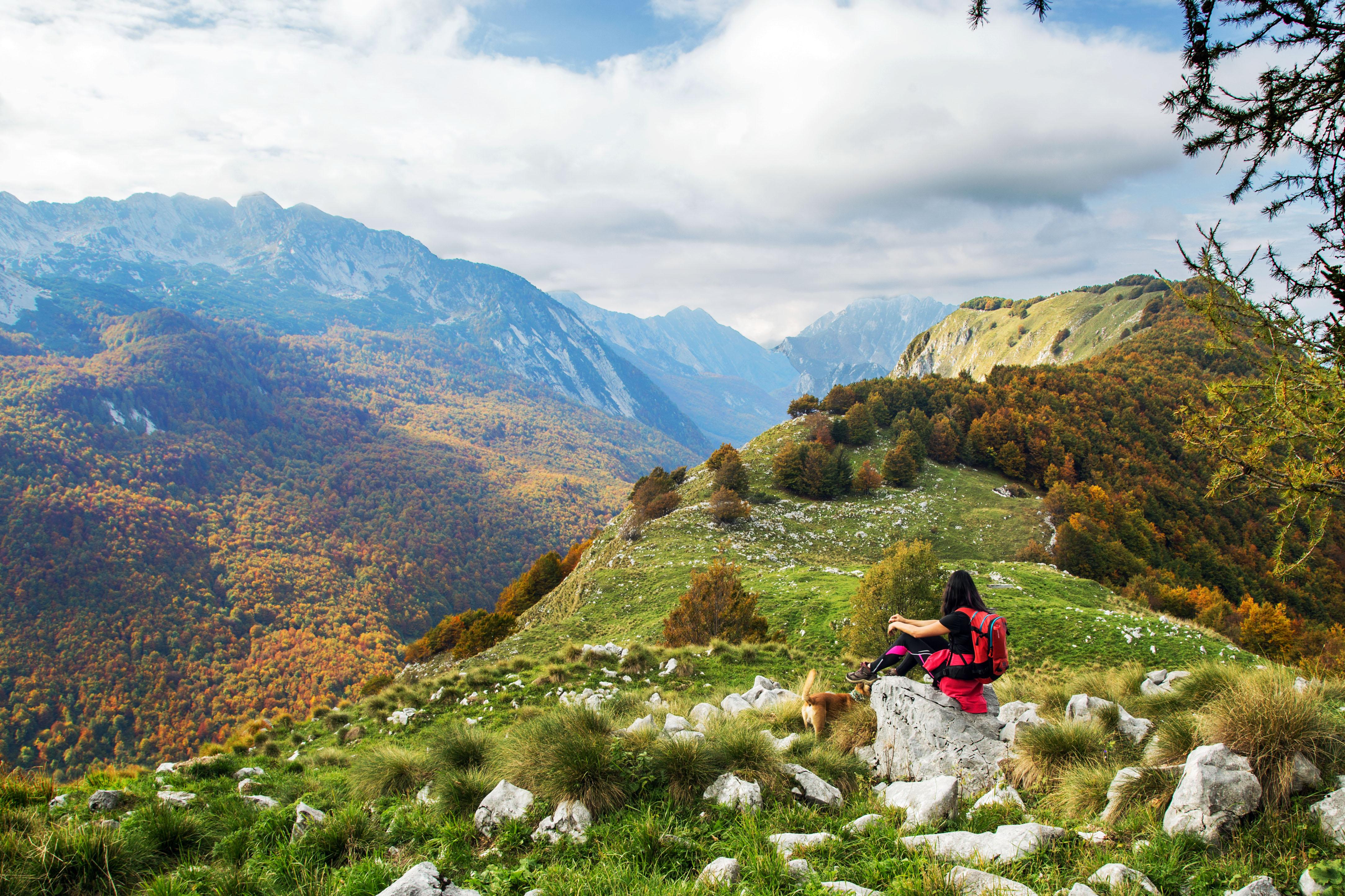 5 passeggiate facili in Friuli tra i colori dell'autunno