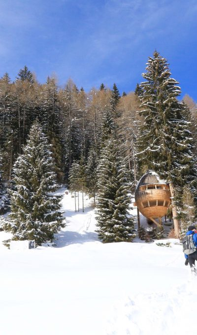 Top 4 Amazing Tree House Hotels in Italy