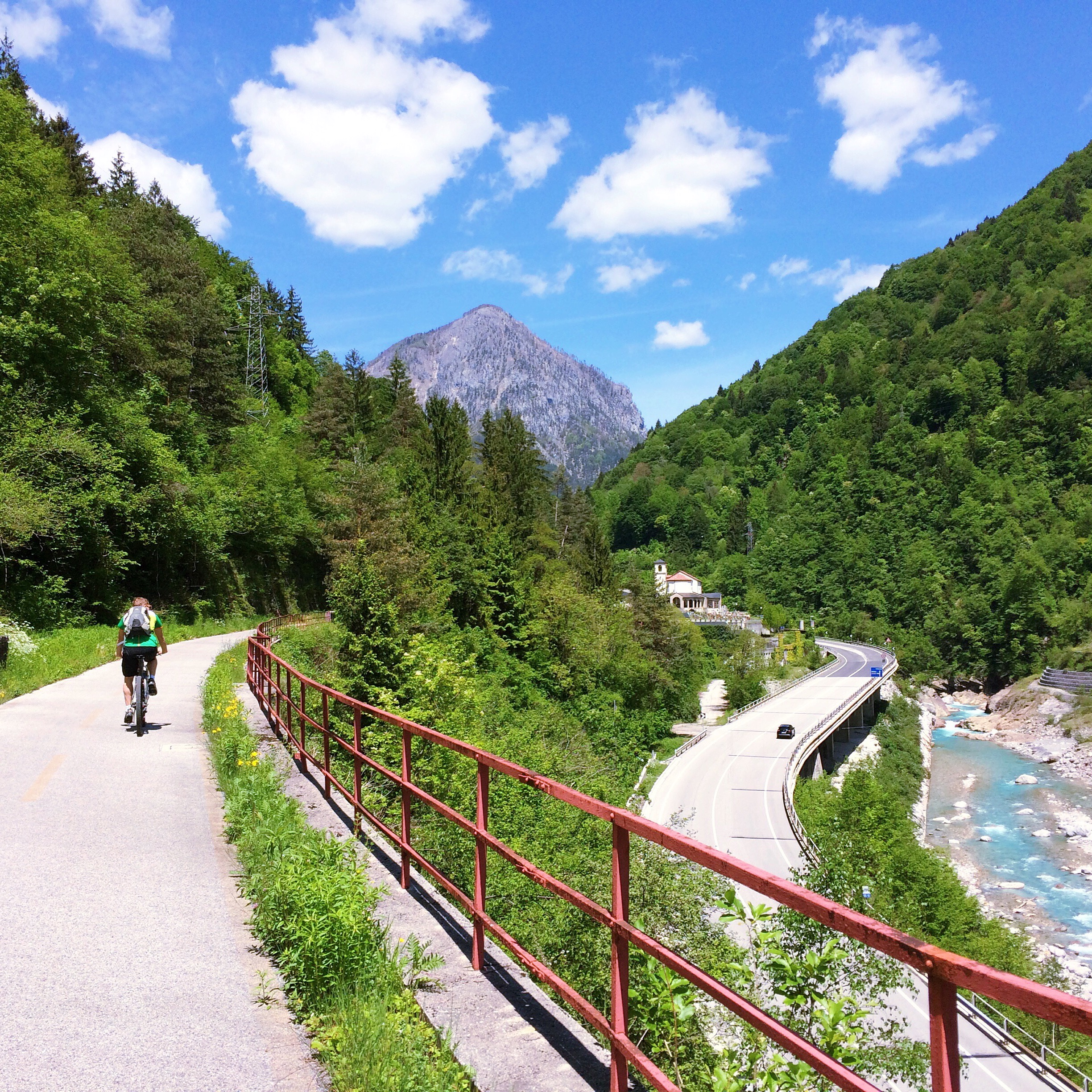 ALPE ADRIA CYCLE PATH – FROM AUSTRIA TO THE ITALIAN SEE BY BIKE – ALL THE INFO