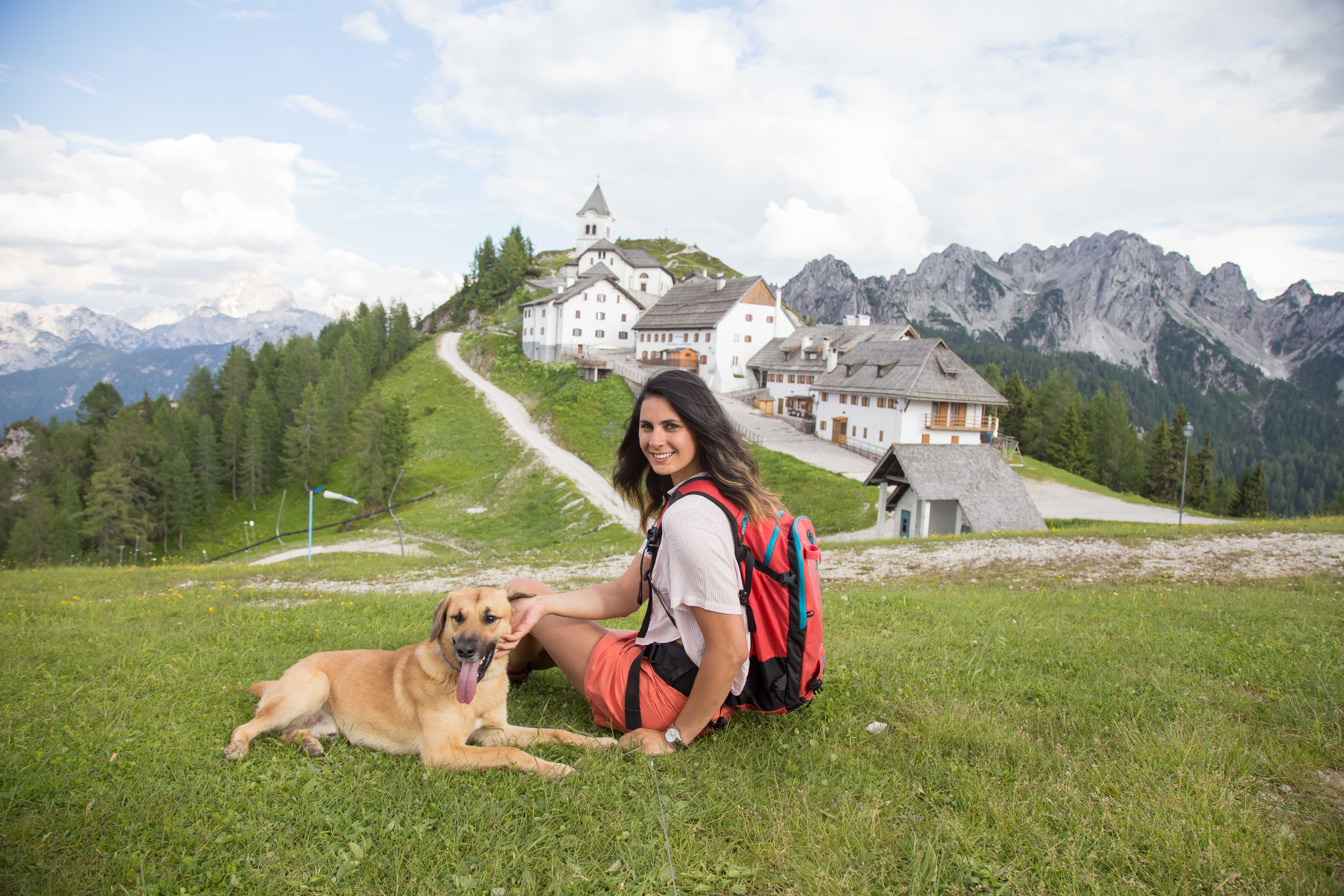 DISCOVER THE MONTE SANTO DI LUSSARI ABOVE TARVISIO | TREK & FOOD IN FVG