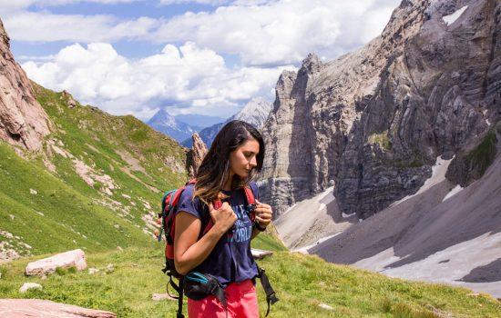 Escursione al lago Volaia partendo dal versante Austriaco | Wolayersee Trek