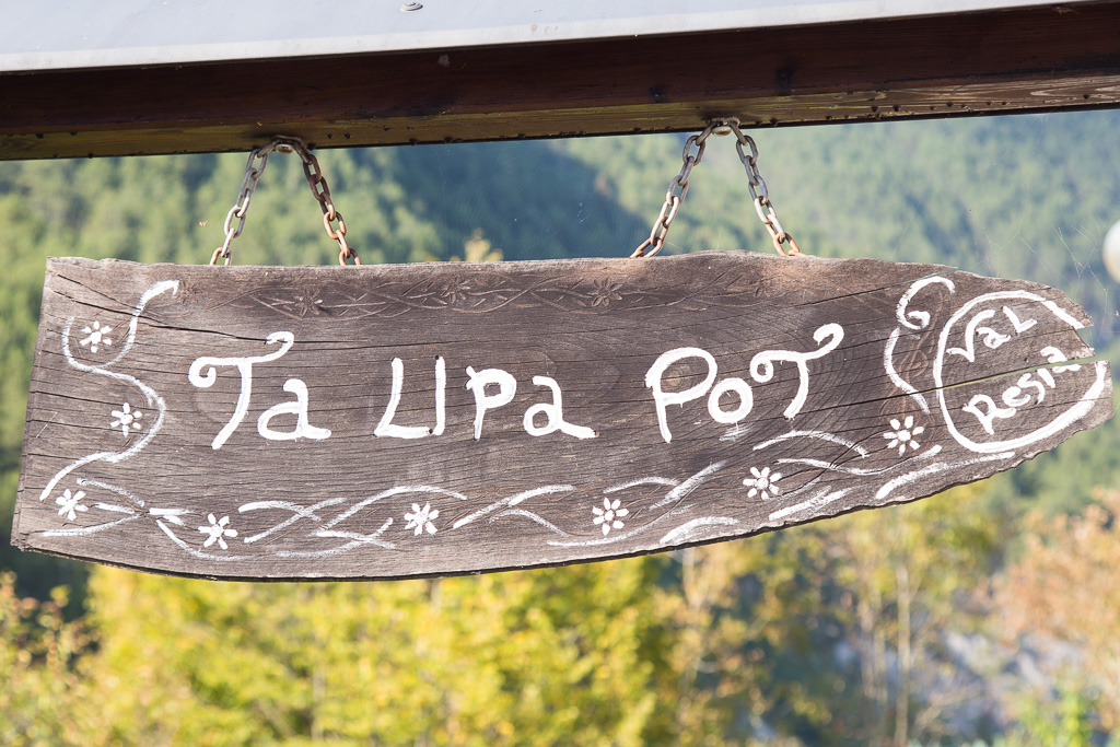 A walk for the whole family: the Ta Lipa Pot trail from Stolvizza | Val Resia