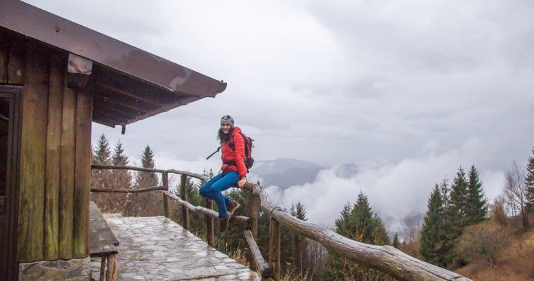 Camminata invernale per tutta la famiglia sul monte Kolovrat