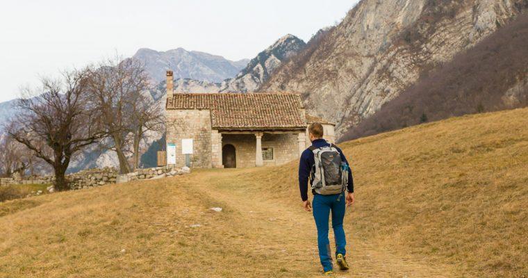 Sant'Agnese: escursione facile e bellissima per tutta la famiglia a Gemona