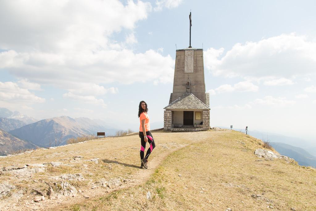 Anello del monte Cuarnan partendo da Montenars | Trekking in Friuli