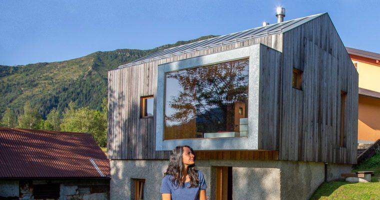 Abbiamo affittato la casa in montagna più bella del Friuli Venezia Giulia | Vacanze in Carnia ep. 4