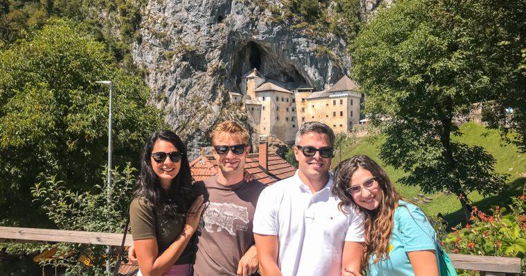 Weekend fuori porta con amici: Trieste, Grotte di Postumia e Castello di Predjama