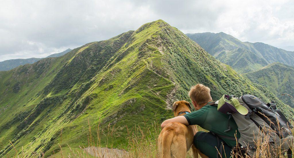 Camminata spettacolare dal rifugio Marinelli passando per il monte Floriz fino al passo di Monte Croce Carnico | Vacanze in Carnia ep. 3