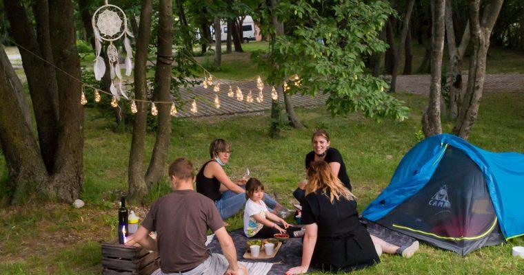 Camping, trekking & bike experience a Gemona | Due giorni di sport e divertimento