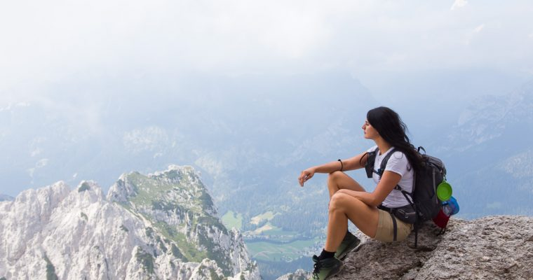 Trekking dai Piani di Vas al monte Creta Forata e notte al rifugio Chiampizzulon | Rigolato
