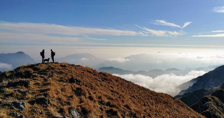 Trekking super panoramico da Sella Chianzutan al Monte Lovinzola |  Verzegnis