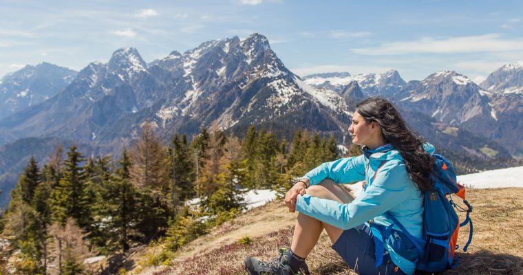 Camminata adatta a tutti sul Monte Talm dal rifugio Talm |  Val Pesarina