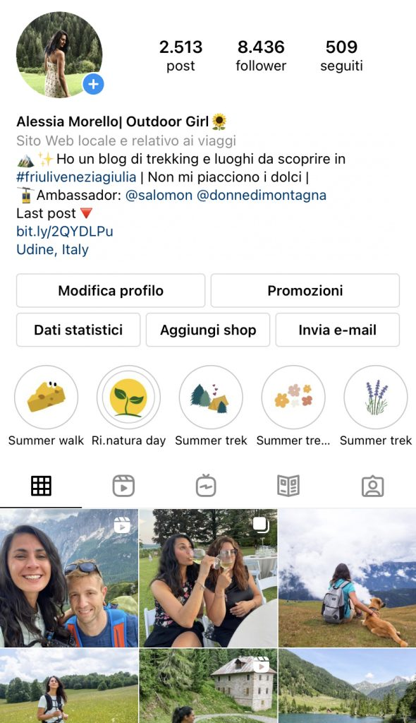 the italian smoothie instagram