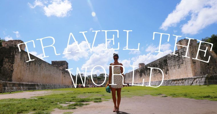 TRAVEL THE WORLD GOPRO VIDEO