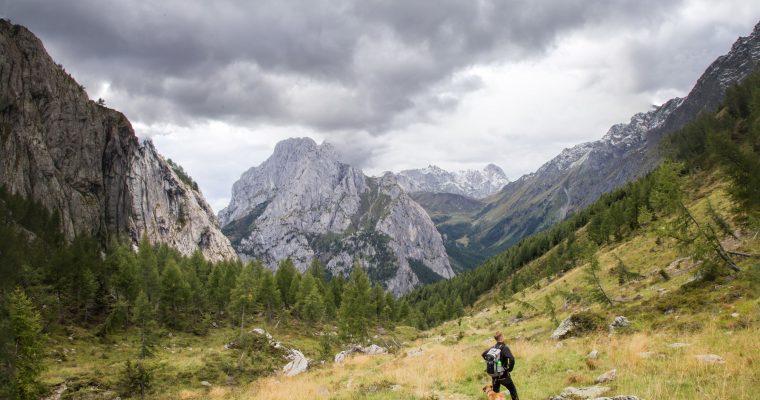 TREKKING IN THE NORTH-EAST OF ITALY: THE BORDAGLIA ALPINE LAKE