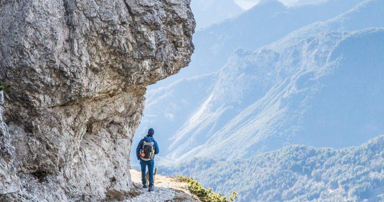 Escursione al nuovissimo bivacco Bianchi nella Riserva Naturale della Val Alba