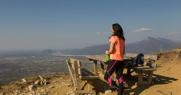 Zuc de Cros: easy family hike from Montenars