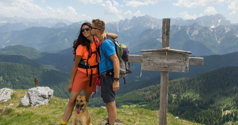 Enchanting hike Cima Bella, Monte Sagran, Nordio hut | Ugovizza