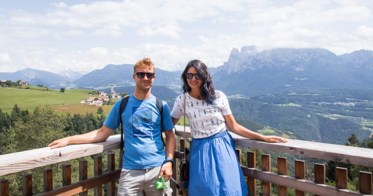 Alla scoperta delle Piramidi di Terra sull'altopiano del Renon + visita a Bolzano   Trentino Alto Adige