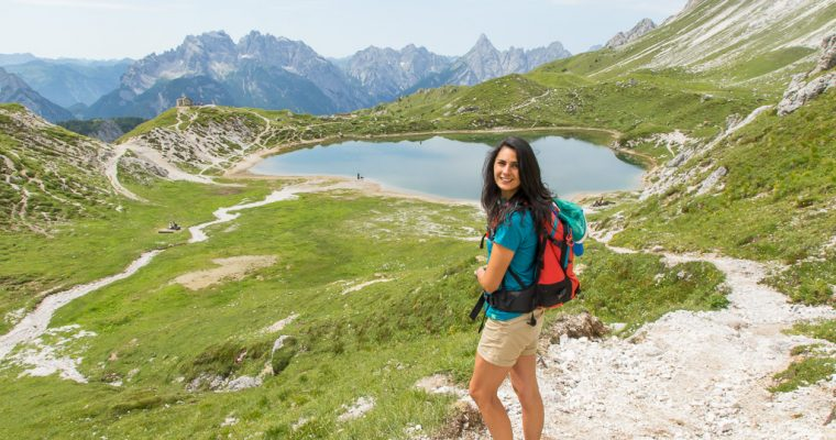 Amazing hike to the Olbe lakes and Monte Lastroni | Sappada, Friuli Venezia Giulia