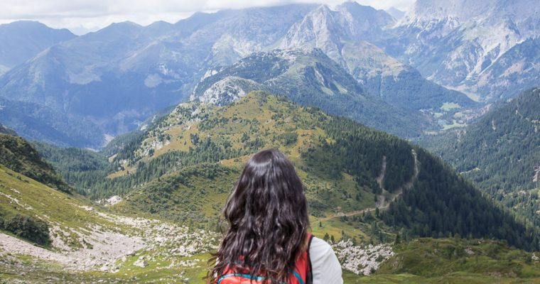 Creta di Timau trekking loop | Holidays in Carnia ep. 5
