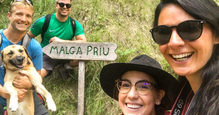 Easy hike for the whole family: Malga Priu, Val Rauna and Gortani hut | Ugovizza, Tarvisio