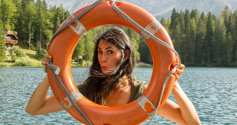 In barca al lago di Fusine Inferiore a Tarvisio | Divertimento per tutta la famiglia