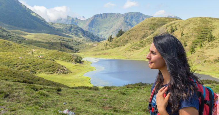 Trekking Loop from Casera Ramaz to Casera Lodin, Zollnersee lake, Rifugio Fabiani in Paularo | Holidays in Carnia ep. 6