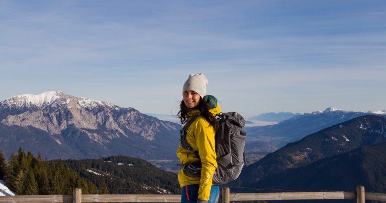 BEAUTIFUL SNOWSHOE LOOP AT THE RIFUGIO NORDIO, SELLA BISTRIZZA, MADONNA DELLE NEVI, MALGA ACOMIZZA | UGOVIZZA