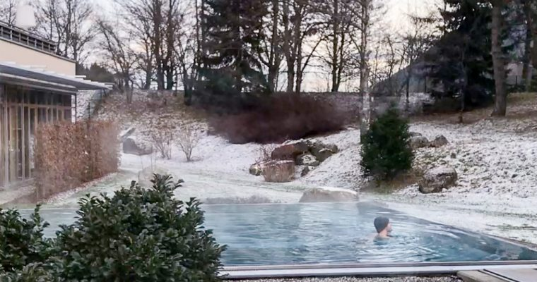 SKI AND THERMAL BATHS AT THE BLEIBERGERHOF HOTEL IN BAD BLEIBERG IN CARINTHIA | A FEW KILOMETERS FROM VILLACH