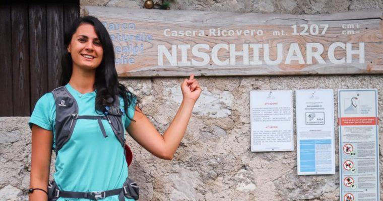 Camminata stupenda da Passo Tanamea a casera Nischiuarch, chiesa di S. Anna di Canizza e monte Zaiavor