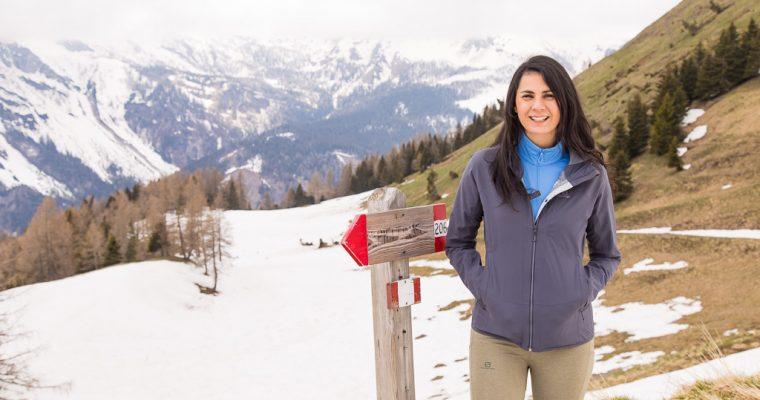 Camminata ad anello da Sauris di Sopra, monte Pieltinis, Casera Gerona, Sauris di Sotto (anche se noi abbiamo sbagliato stagione)