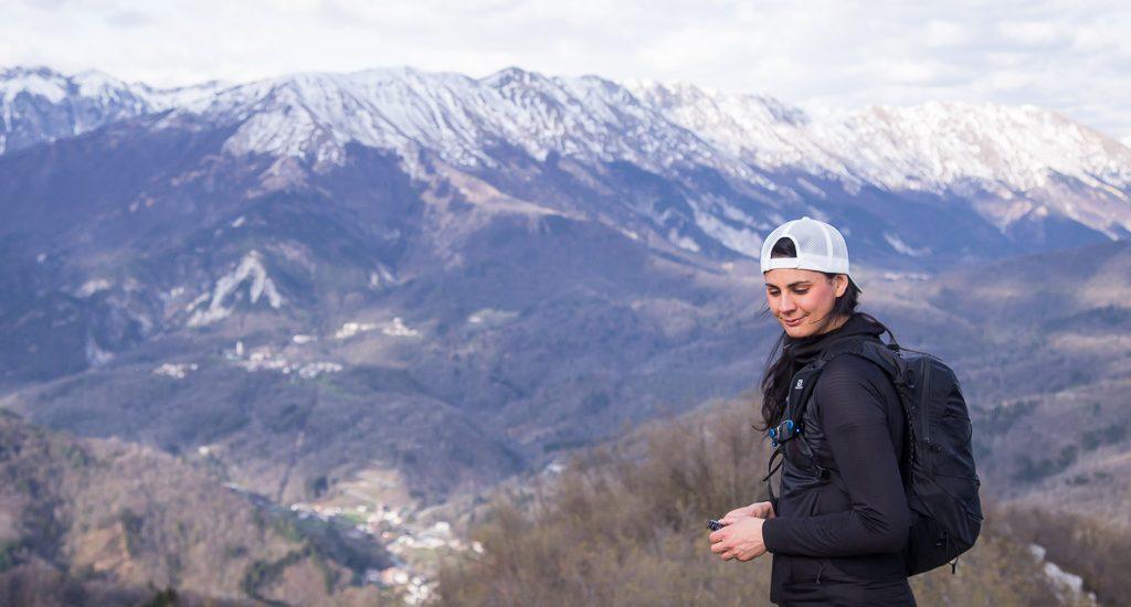 Anello del monte Stella da Zomeais, Tarcento  | Camminata per tutte le stagioni